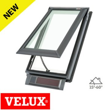 Velux Solar Powered Roof Windows