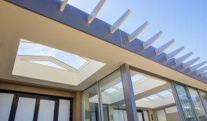 Custom Glass Roof and Pergola