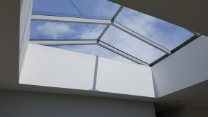 Custom Glass Roof