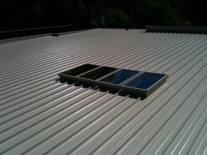 Glass Skylights