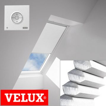 Velux Solar Honeycomb Blind