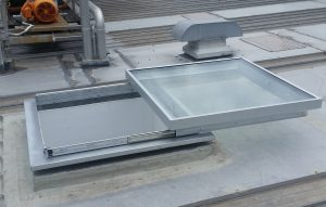 Roof Sliding Access Hatches