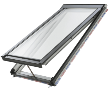 electric powered skylight