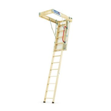 Quality European Loft Ladders - Natural Lighting Products