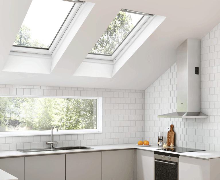 European Designed and Manufactured Roof Windows