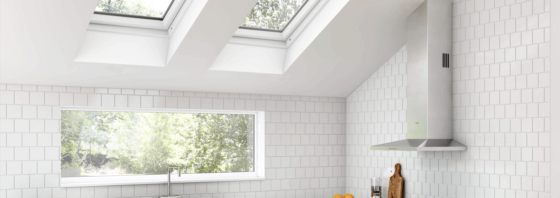 Keylite Skylights & Roof Windows for Kitchen